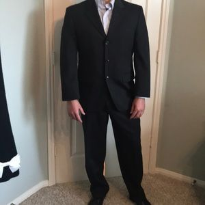Other - 3 Button Men's Wool 2 Piece Suit